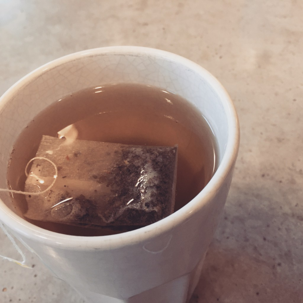 Te är bättre än kaffe